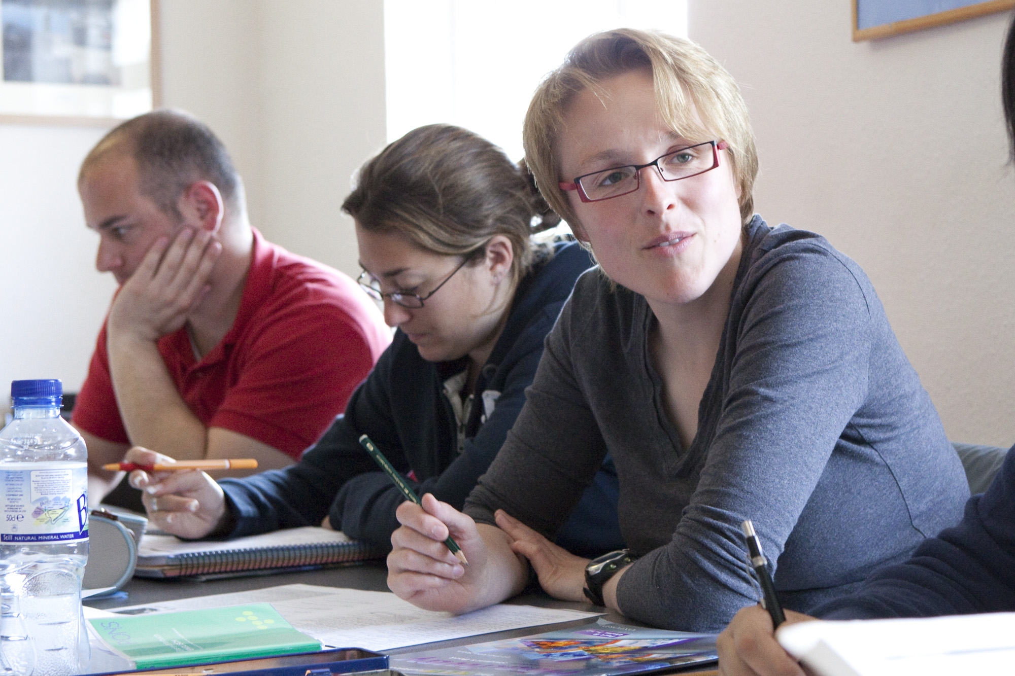 Adult learner training